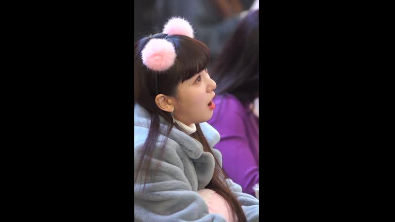 CLC Seungyeon YooJin FAN SIGNING EVENT fancam [190215 여의도 팬사인회 씨엘씨 승연 유진 직캠]