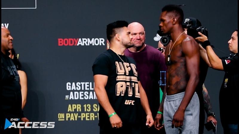 Isreal The Last Stylebender Adesanya I UFC 236 Fight Week Episode III