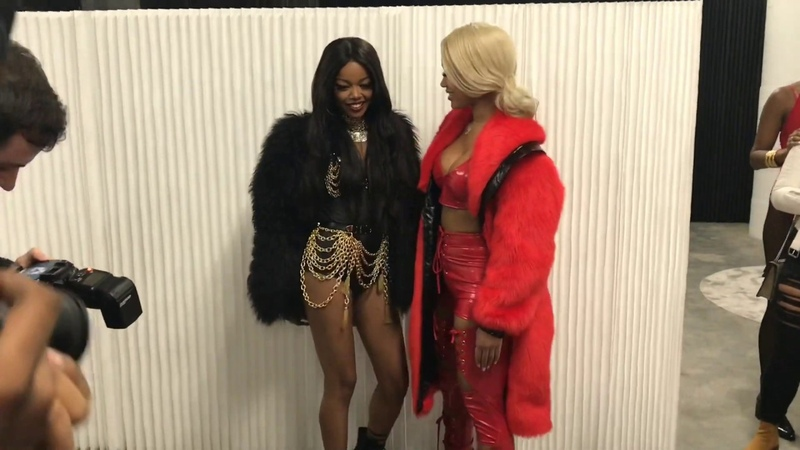 Saweetie Maliibu Miitch Queen Naija Tinashe Live at the ENVSN Festival in NYC 2018