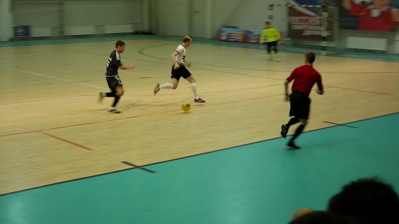 Обзор голов в матче за СуперКубок «Симбирск-Оберхофф-ФАРОС» - «ПСК-Платон»