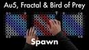 Au5, Fractal Bird of Prey - Spawn Launchpad Performance
