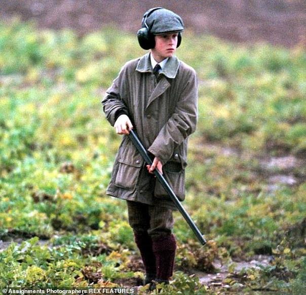 Принц Гарри впервые за 20 лет пропустит Королевскую охоту, чтобы не огорчать Меган Маркл