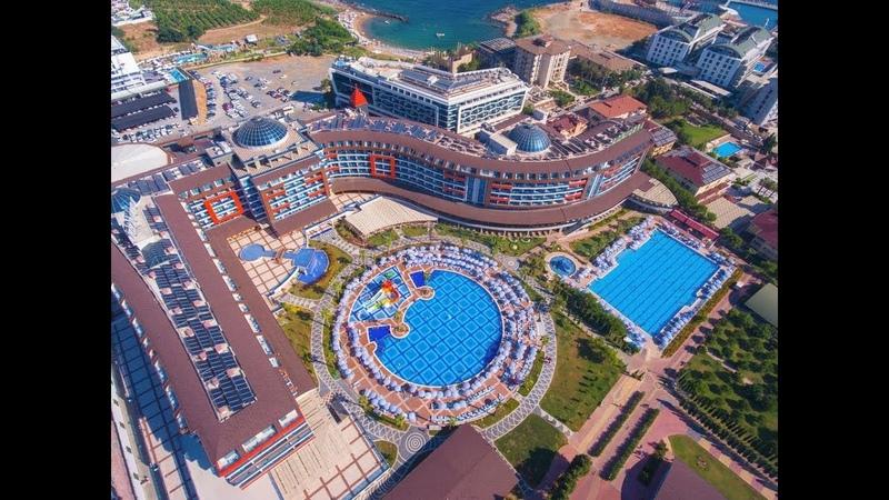 Lonicera Resort Spa Hotel Авсаллар, Турция