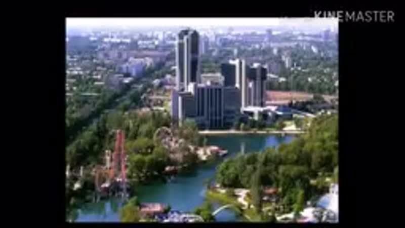 Салам, Салам, родной Узбекистан. Исполняет песню Стас Денисов Ташкен_144p.mp4