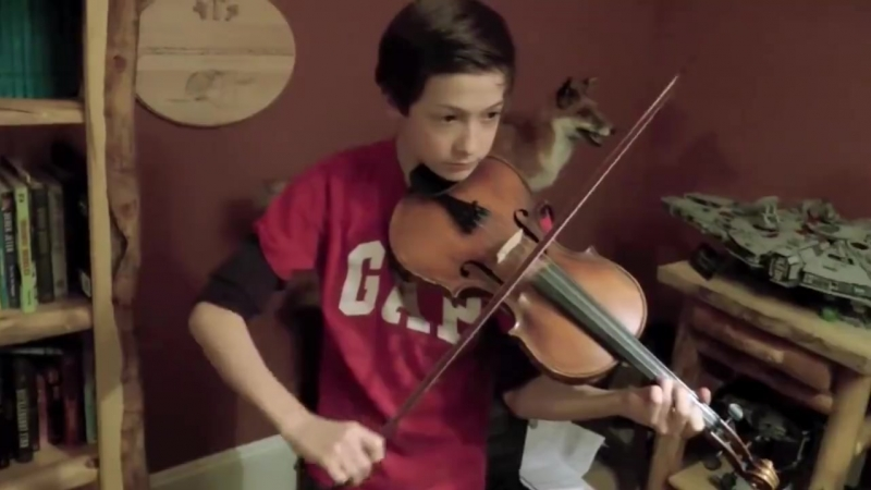 9-Yr-Old Started Playing The Banjo, But Just... - For The Love Of Bass, Guitar and Music [HD]