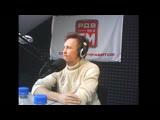 Сергей Дроботенко в эфире радиостанции РДВ ФМ