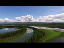 Водопады и озера Тувы