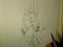 Riven Phoenix The Sketch Book 12 The Character Design Studio 2