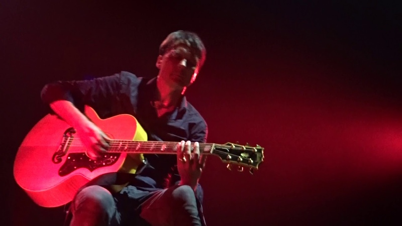 Suede — Gods Gift The Power (Live acoustic @ King Georges Hall, Blackburn, UK, 16.04.2019)