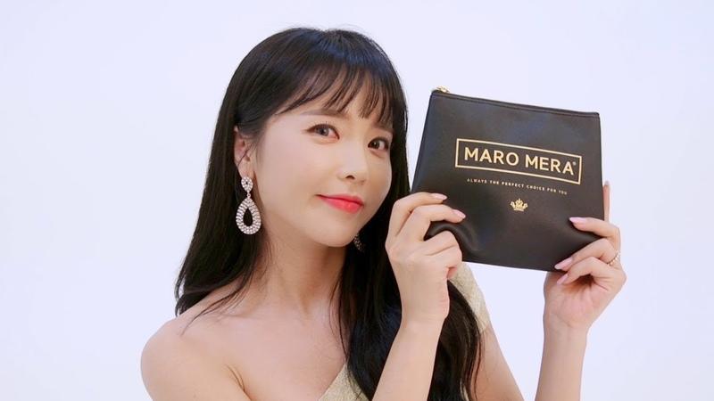 마로메라 X 홍진영 메이킹필름 공개