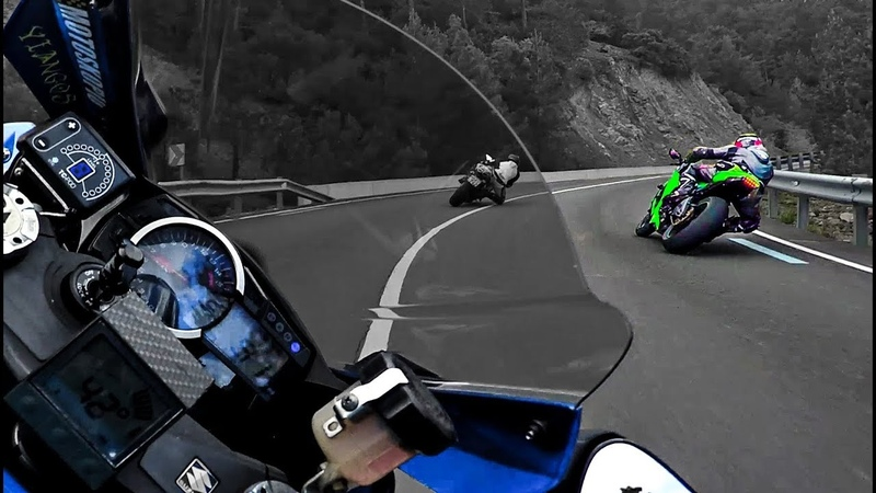 {Top 7 Street Racing} SUPERBIKES vs SUPER BIKES || Kawasaki,Yamaha R1,BMW 1000rr,..