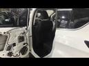 Ford Kuga шумка дверей в три слоя. Делается для тишины в салоне и лучшего звучания динамиков