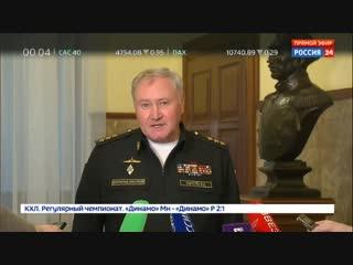 Итоги года в российской армии и флоте: оценка командования
