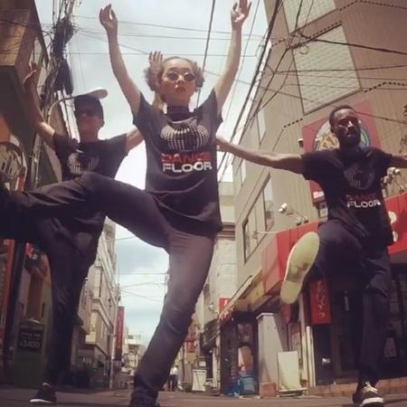"Social Dance TV on Instagram: ""🇯🇵 Sharing a short video in tokyo 💃🏻 @freddancefloor @salsaeko and @kouamedancefloor fusionning salsa Hiphop Afr..."