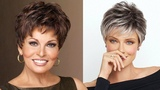 Short Hairstyles for Older Women 2018-2019 | Short Hair Hairstyles and Haircuts for Women Over 50