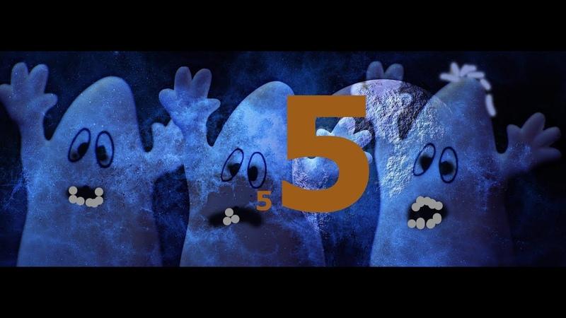 Призраки и привидения Теплого дома 5-ый фрагмент - Добро пожаловать в мой дом ужасов!