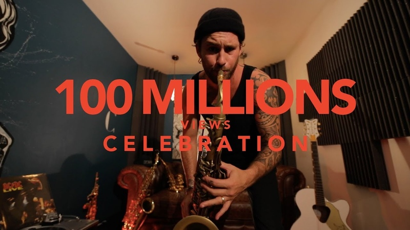 Jimmy Sax - Kiss My Sax ( 100 Millions Views Celebration)