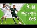 Essen 0 5 Wolfsburg Full Match Bundesliga 23rd September 2018