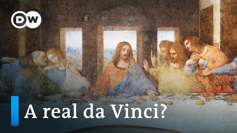 What did Leonardo da Vincis Last Supper really look like | DW Documentary
