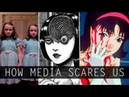 How Media Scares Us: The Work of Junji Ito