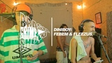 Brasil Grime Show DINIBOY, FEBEM &amp FLEEZUS
