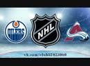 Edmonton Oilers vs Colorado Avalanche | 11.12.2018 | NHL Regular Season 2018-2019