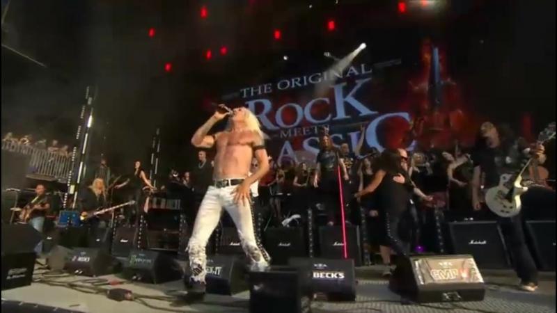 Highway To Hell-Dee snider Michael kiske Joe Lynn Turner feat Rock Meet Classic