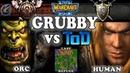 Grubby | Warcraft 3 TFT | 1.29 | ORC v HU on Last Refuge - Grubby vs ToD