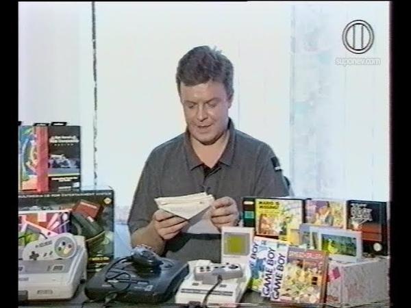 Передача Новая реальность - 6 выпуск 14 июля 1995 года - канал ОРТ