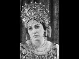 Ирина Архипова - Ариозо Любаши из оперы