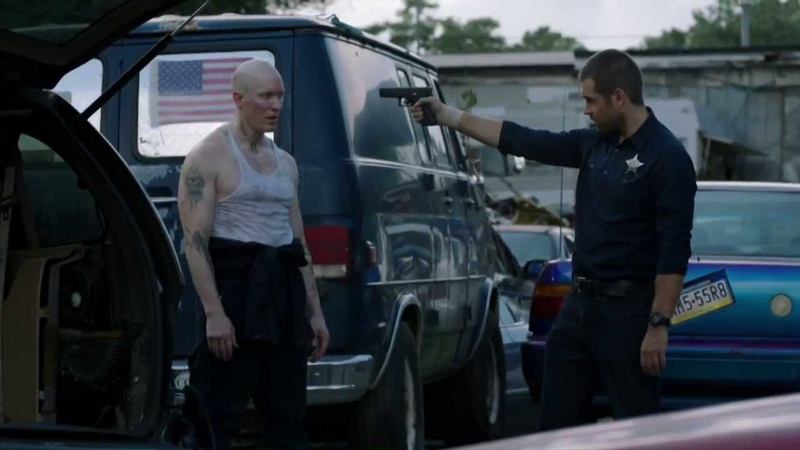 Banshee Season 2: Episode 7 Clip - Banshee Sheriff's Department Confronts White Supremists