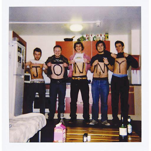 Джонни альбом Jonny