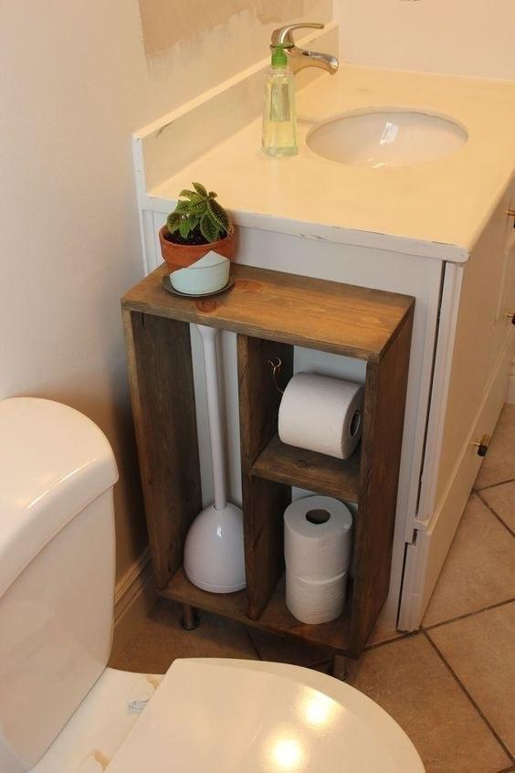 Идеи организации хранения туалетных принадлежностей