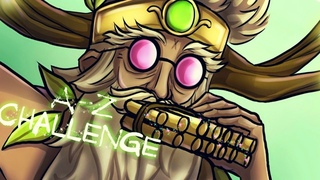 SYLVANUS: [A-Z] Challenge   [А-Я] Челлендж   Grandmaster Ranked Duel 1x1