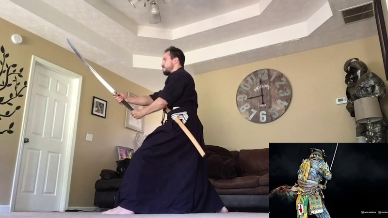 FOR HONOR - All Orochi Executions (Live-action)