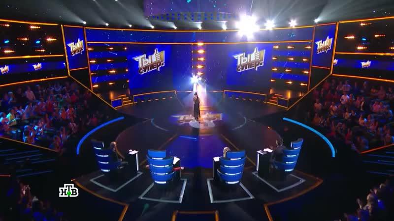 Рождение новой звезды- невероятный голос Дианы заставил жюри аплодировать стоя