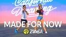MADE FOR NOW - Janet Jackson, Daddy Yankee / Zumba® choreo by Alix Jhon Gonzalez