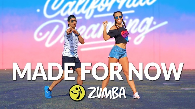 MADE FOR NOW - Janet Jackson, Daddy Yankee / Zumba® choreo by Alix Jhon Gonzalez