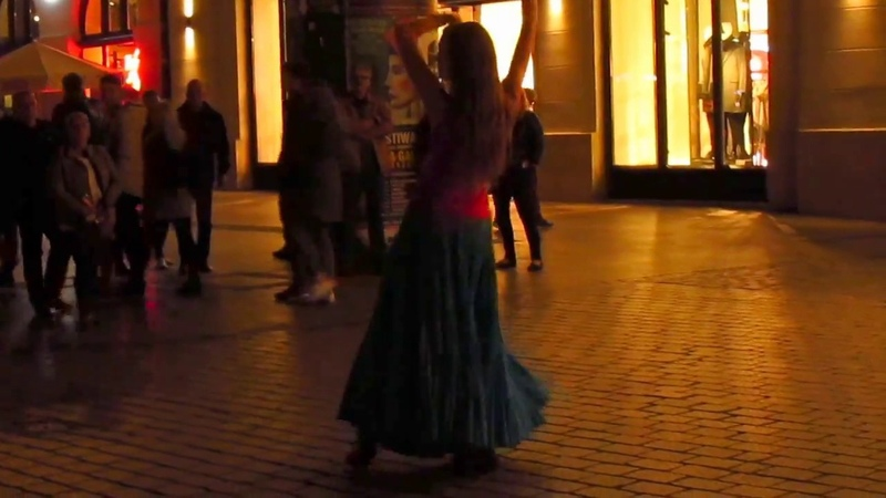 Imad Fares an Uknown Dancing Girl | 2017
