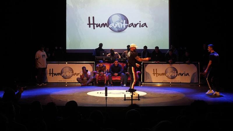 Kaos vs Deboshir - Demi finale Battle Humanitaria 2019