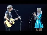 Keith Urban &amp Julia Michaels -