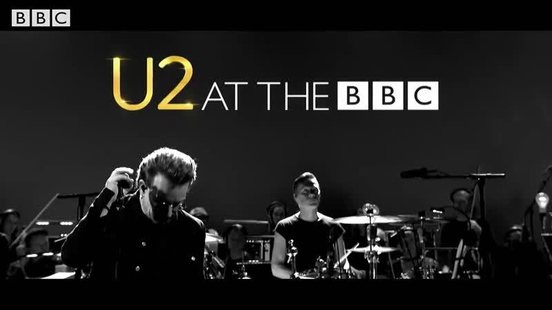 U2 - Beautiful Day (Concert U2 At The BBC, Abbey Road Studios, BBC One 19.12.2017)