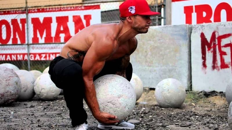 Michael Vazquez Workout Motivational Video If You Want It