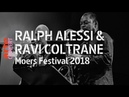 Ralph Alessi This Against That featuring Ravi Coltrane - live @ moers festival 2018 - ARTE Concert