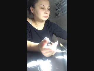 Ева маникюр гельлак дизайн ногтей — Live
