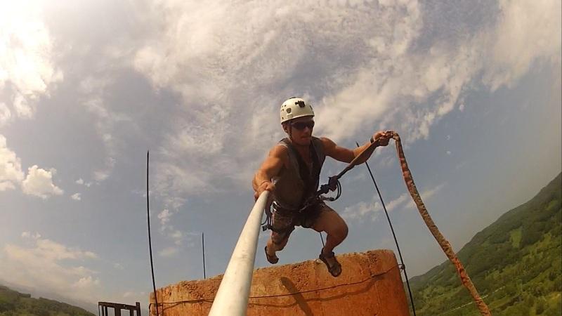 Афиша Хабаровск Закрытие высотных прыжков 100+ метров. Осенью