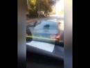 В Алма Ате мужик избил водителя скорой за то что тот его подрезал В машине в это время находились пациенты Как Вам такое по