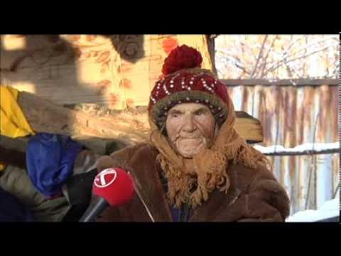 Безнадега бабы Нади - сюжет Портрета Недели от 8.12.2013