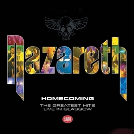 Nazareth альбом Homecoming - The Greatest Hits Live In Glasgow