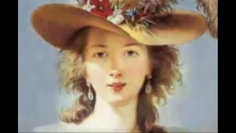 Трансформация восприятия образа женщины в живописи